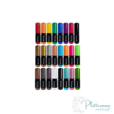 Silhouette sketch pens starter kit