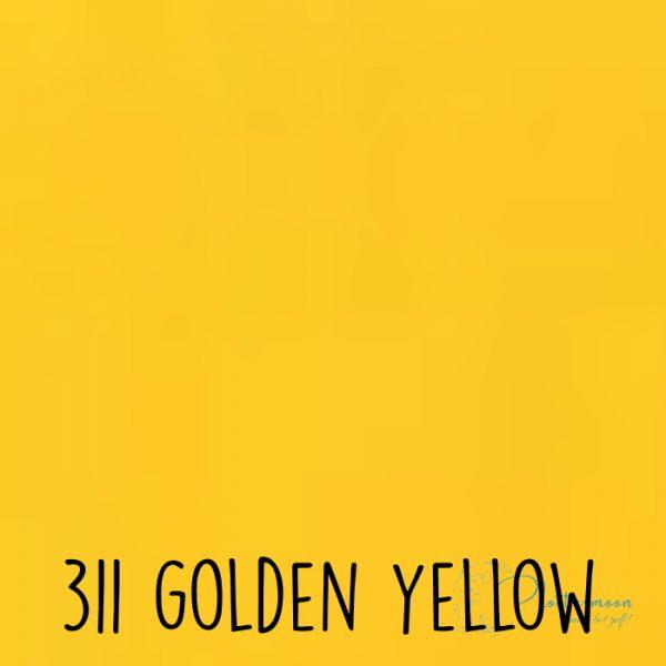 Ritrama vinyl mat 311 Golden yellow