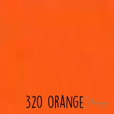 Ritrama vinyl mat 320 Orange