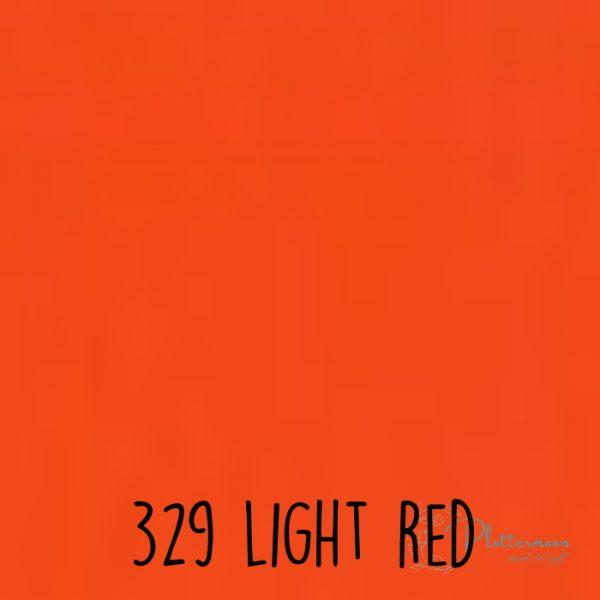 Ritrama vinyl mat 329 Light red