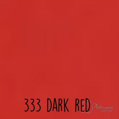 Ritrama vinyl mat 333 Dark red