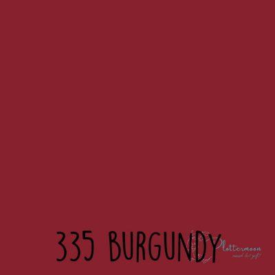 Ritrama vinyl mat 335 Burgundy