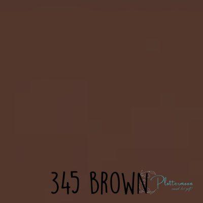 Ritrama vinyl mat 345 Brown