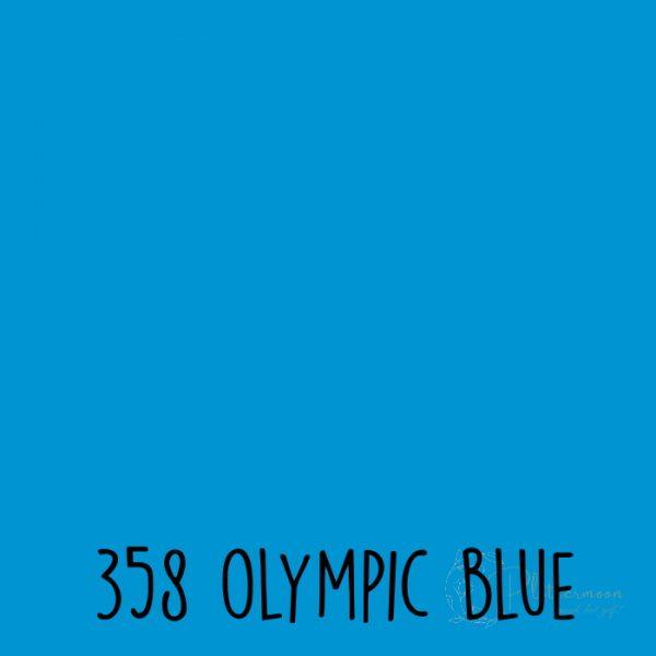 Ritrama vinyl mat 358 Olympic blue