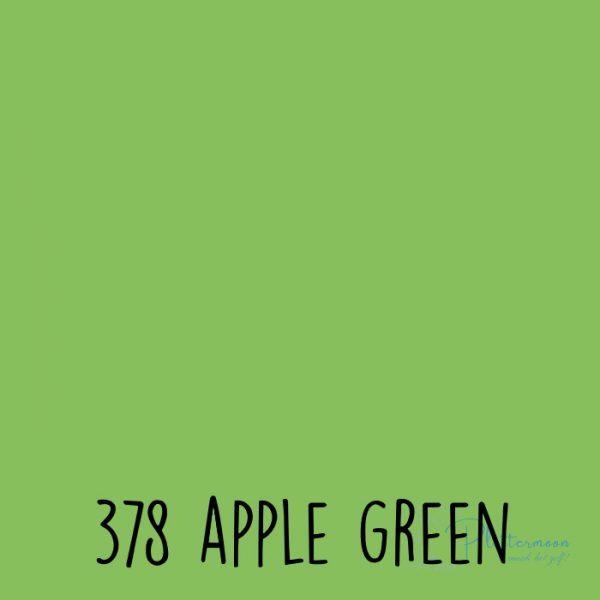 Ritrama vinyl mat 378 Apple green