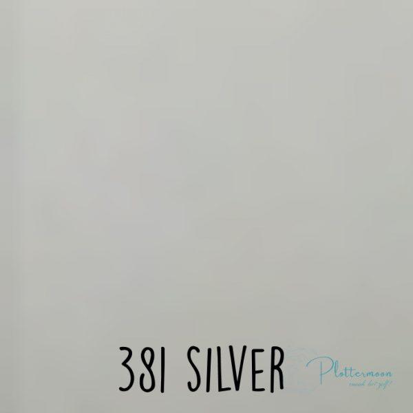 Ritrama vinyl mat 381 Silver
