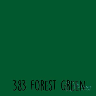 Ritrama vinyl mat 383 Forest green