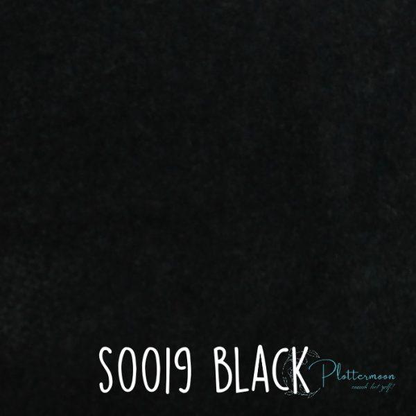 Siser flock S0019 Black