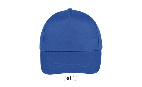 sol's buzz cap pet blanco royal blue