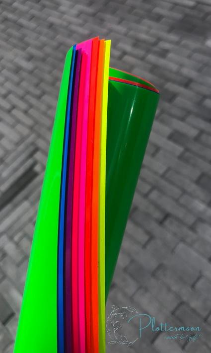 Regenboogpakket neon flex