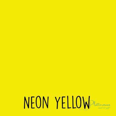Ritrama neon vinyl geel