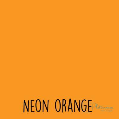 Ritrama neon vinyl oranje