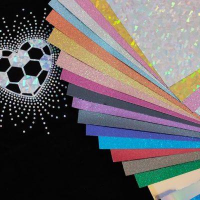 Regenboogpakket Holografische flex
