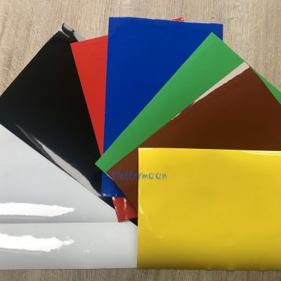 Regenboogpakket Statische vinyl