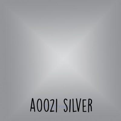 Siser effen flex A0021 Silver