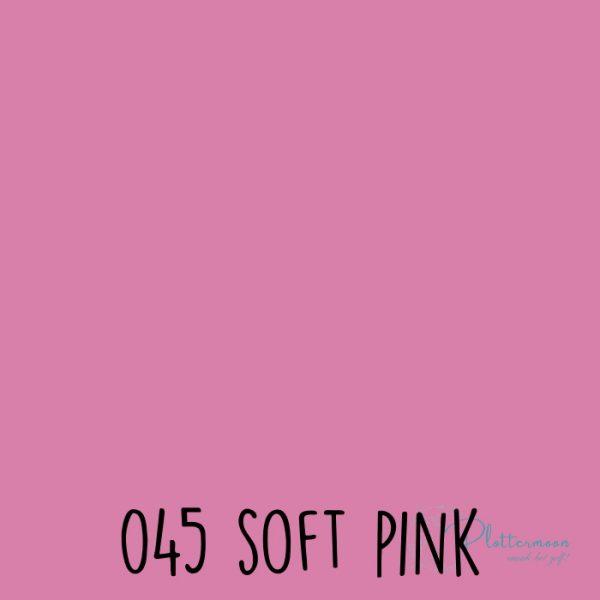 Oracal vinyl mat 045 Soft pink