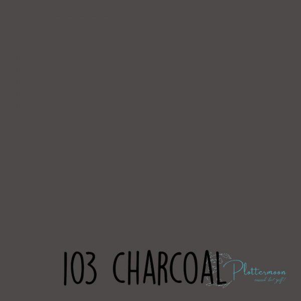 Ritrama vinyl glans 103 Charcoal