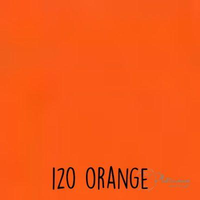 Ritrama vinyl glans 120 Orange