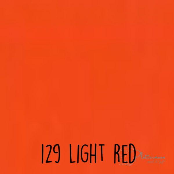 Ritrama vinyl glans 129 Light red