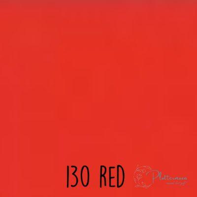 Ritrama vinyl glans 130 Red