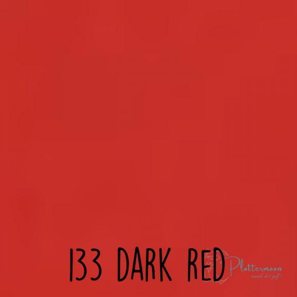 Ritrama vinyl glans 133 Dark red