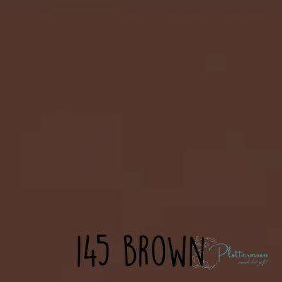 Ritrama vinyl glans 145 Brown