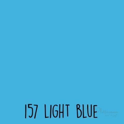 Ritrama vinyl glans 157 Light blue