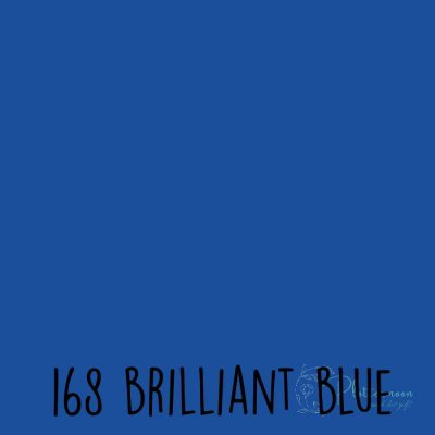 Ritrama vinyl glans 168 Brilliant blue