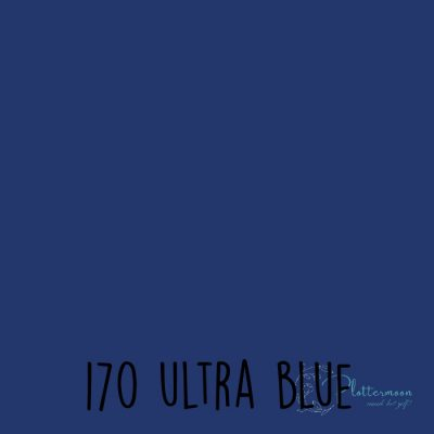 Ritrama vinyl glans 170 Ultra blue
