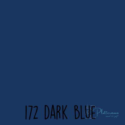 Ritrama vinyl glans 172 Dark blue