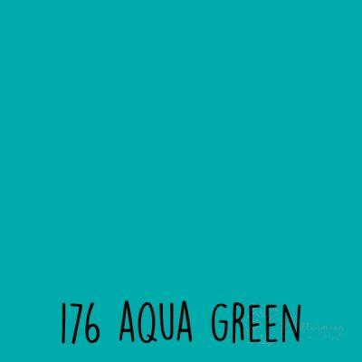 Ritrama vinyl glans 176 Aqua green