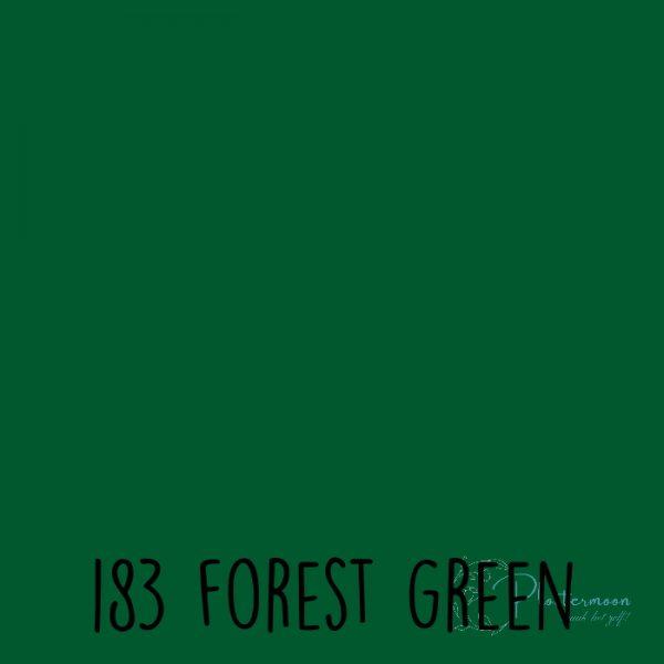 Ritrama vinyl glans 183 Forest green