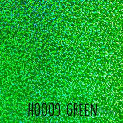 Siser holografische flex H0009 Green