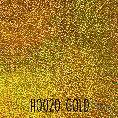Siser holografische flex H0020 Gold