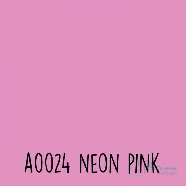 Siser neon flex A0024 Neon pink