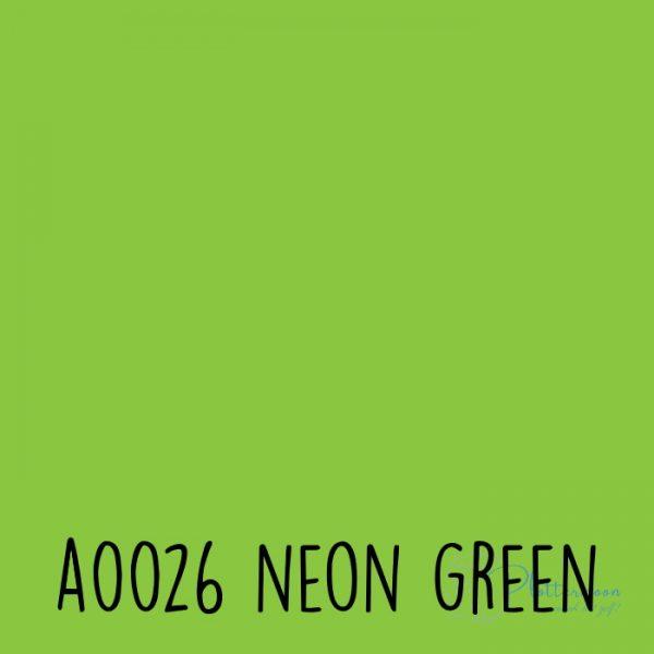 Siser neon flex A0026