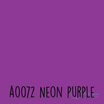 Siser neon flex A0072 Neon purple