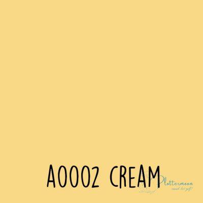 Siser effen flex A0002 Cream