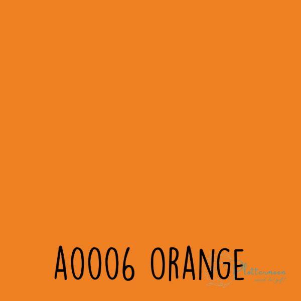 Siser effen flex A0006 Orange