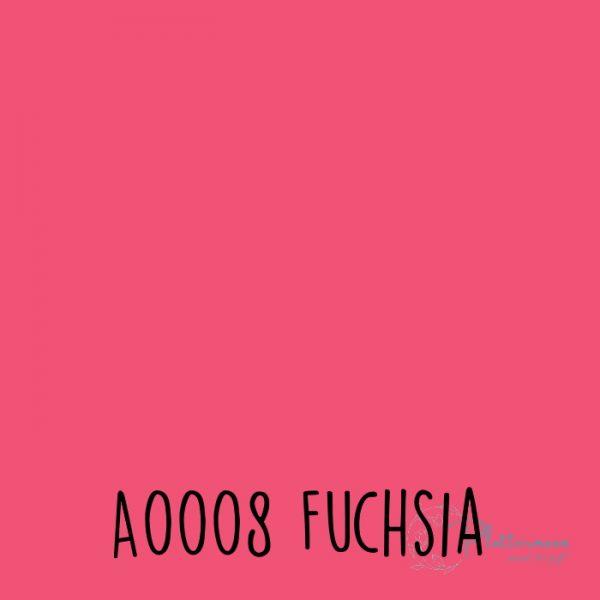 Siser effen flex A0008 Fuchsia