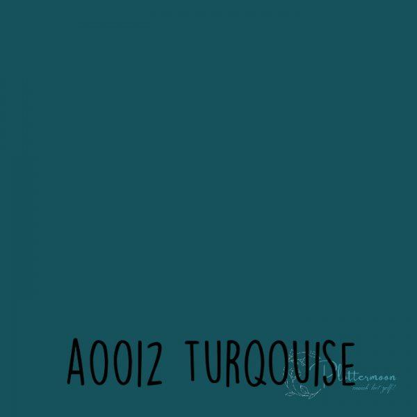Siser effen flex A0012 Turqouise