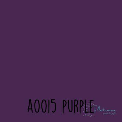 Siser effen flex A0015 Purple