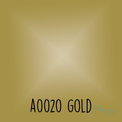 Siser effen flex A0020 Gold