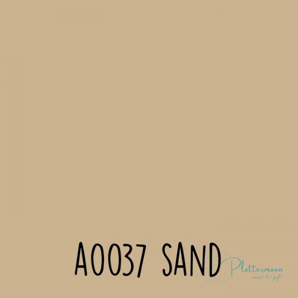 Siser effen flex A0037 Sand