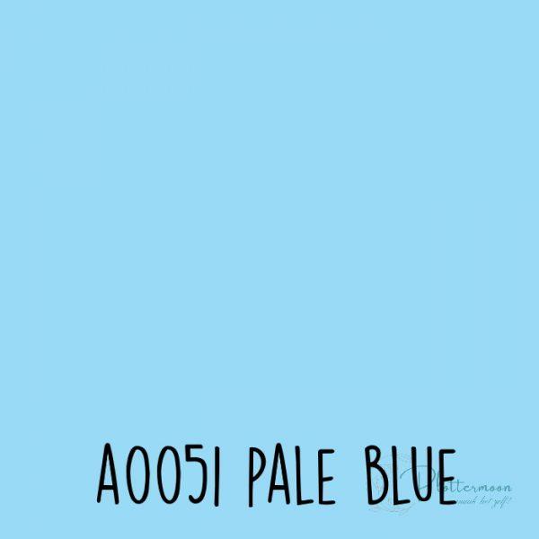 Siser effen flex A0051 Pale blue