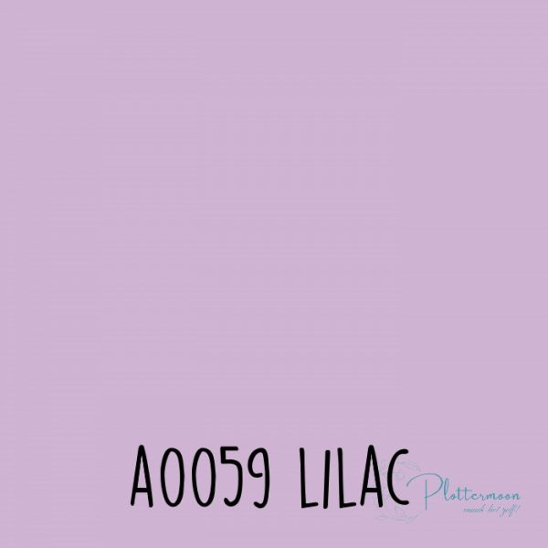 Siser effen flex A0059 Lilac