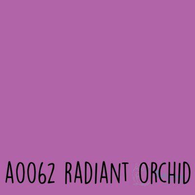 Siser effen flex A0062 Radiant orchid