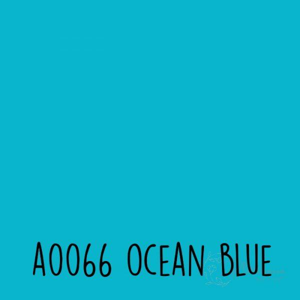 Siser effen flex A0066 Ocean blue