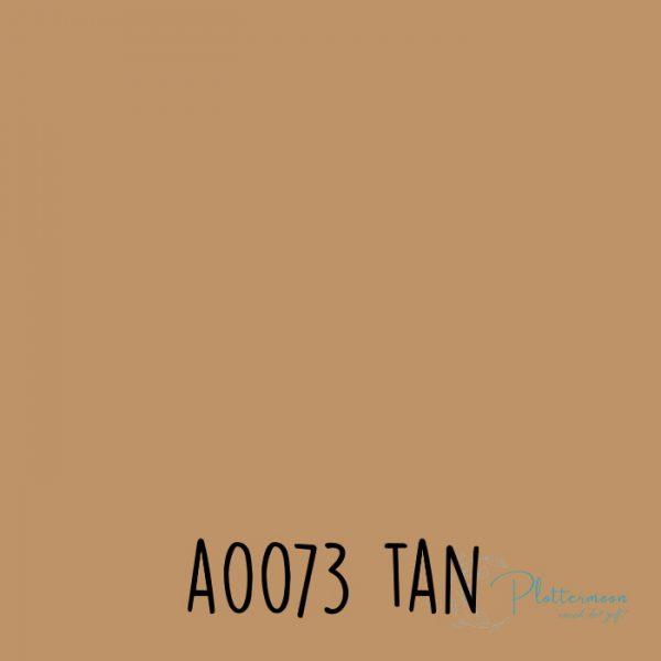 Siser effen flex A0073 Tan