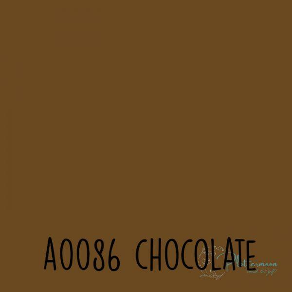 Siser effen flex A0086 Chocolat